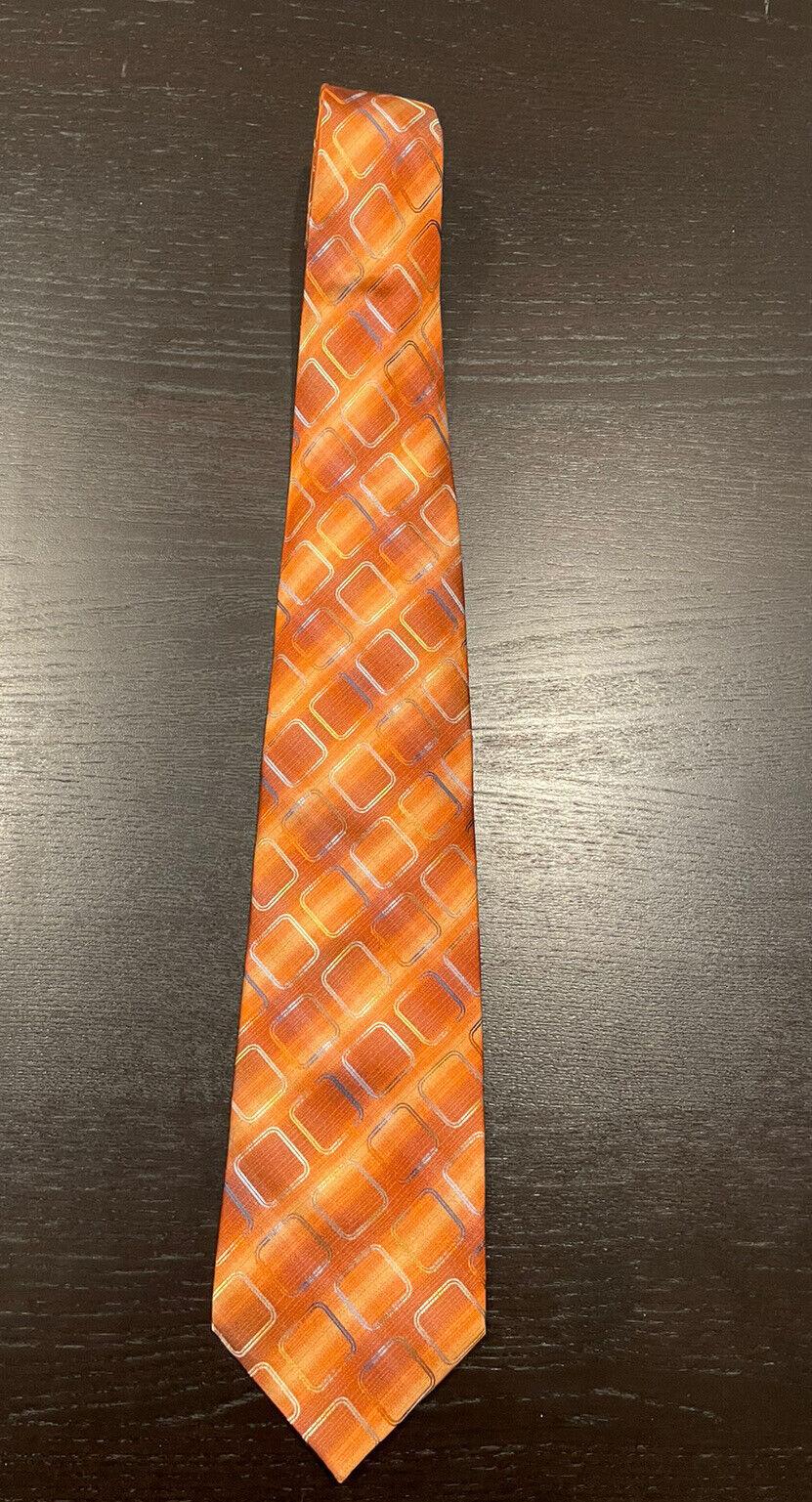 BIAGGINI-Tie-Orange