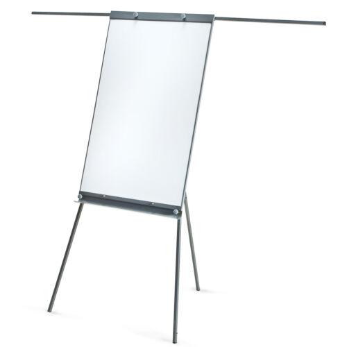 Flipchart  Whiteboard Präsentation Moderation Tafel mobilRollen oder Stativ