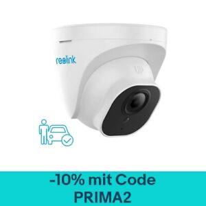 Reolink 4K UHD PoE-Kamera mit Personen- / Autoerkennung Audioaufzeichnung 820A
