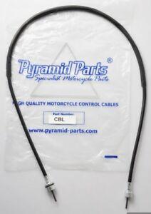 Parts Unlimited Speedo Cable Yamaha DT100 DT125 DT175 DT250 DT360 DT400 MX360