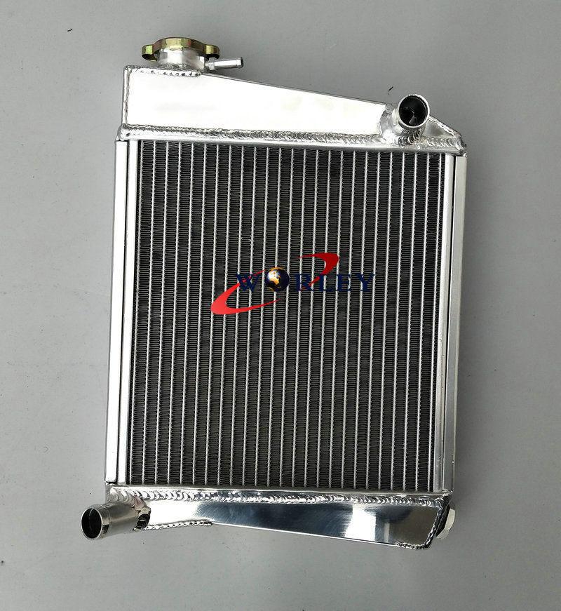 New 50mm for 1959-1997 Austin Rover MiniCooper MT Manual Aluminum Radiator