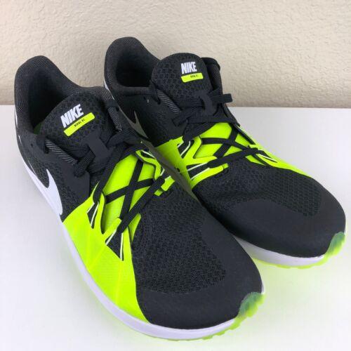 Country 904718 Rival Hombres Zoom 017 Negro Nike Cross Xc Blanco Amarillo Spikes xXqEUBvCBw