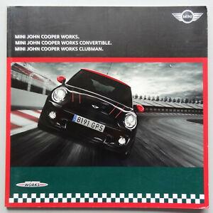 V12861-MINI-JOHN-COOPER-WORKS-COACH-CABRIO-CLUBMAN-CATALOGUE-09-10-GB