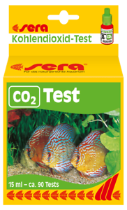 Sera-CO2-Test-Kohlendioxid-Test-15ml-ca-90-Tests-Wassertest-Aquarium