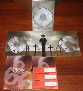 3-DVD-OMEN-TRILOGIA-SERIE-COMPLETA-COFANETTO