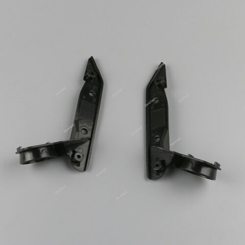 Front LH+RH New 2x Fit BMW E90 E91 3 Series Bumper Cover Fender Support