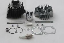 NEW SUZUKI LT 50 LT50 CYLINDER PISTON GASKET KIT 1984-1987