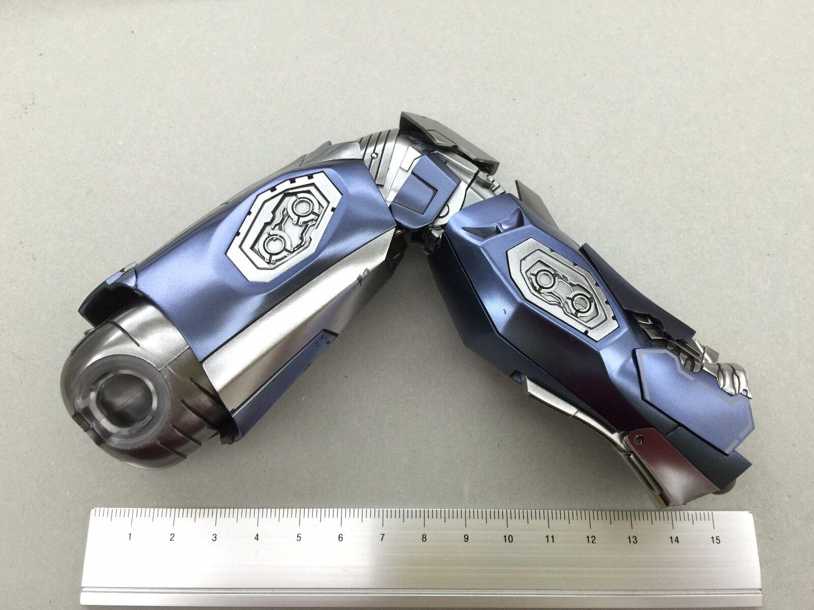 Hot Toys 1 6 Iron Man 3 Mark XL Shotgun parfait jambe gauche