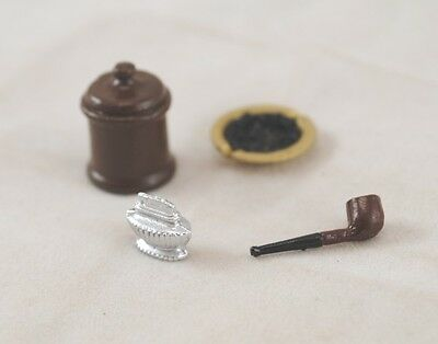 LADLE SPOON 1//12 scale dollhouse cast metal miniature ISL0314.1 DIPPER