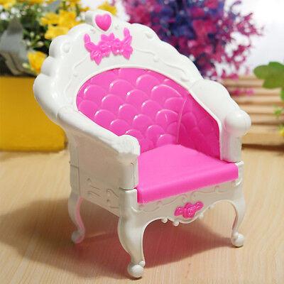 Detachable Sofa Armchair Furniture For Princess Barbie Dolls's Dreaming House