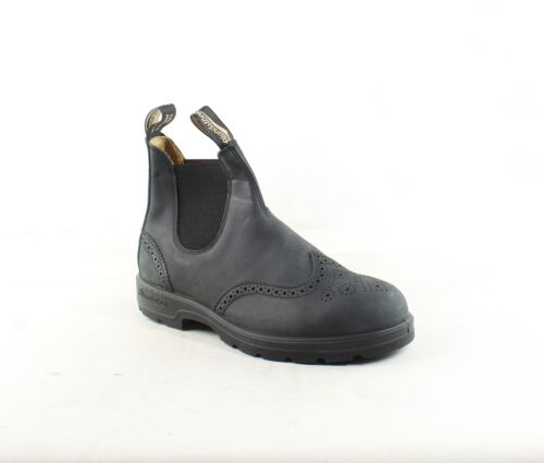 Blundstone Mens Black Ankle Boots Size 9 (1294533)