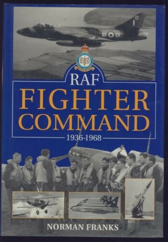 1 of 1 - RAF FIGHTER COMMAND 1936- 1968 by FRANKS