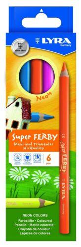 Lyra Super FERBY® Kartonetui bzw Holzkasten Farbstifte Auswahl