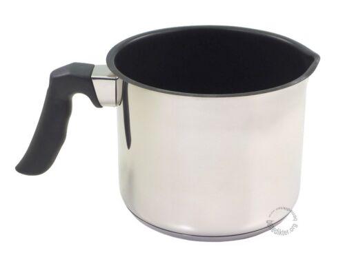 Inducción anti detención leche olla ~ oliveplus ~ Ø 14 cm olla henkel olla milchhaferl
