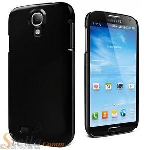 Cygnett-Black-Glossy-Hard-Case-amp-Screen-Guard-for-Samsung-Galaxy-S4-CY1163CXFOR