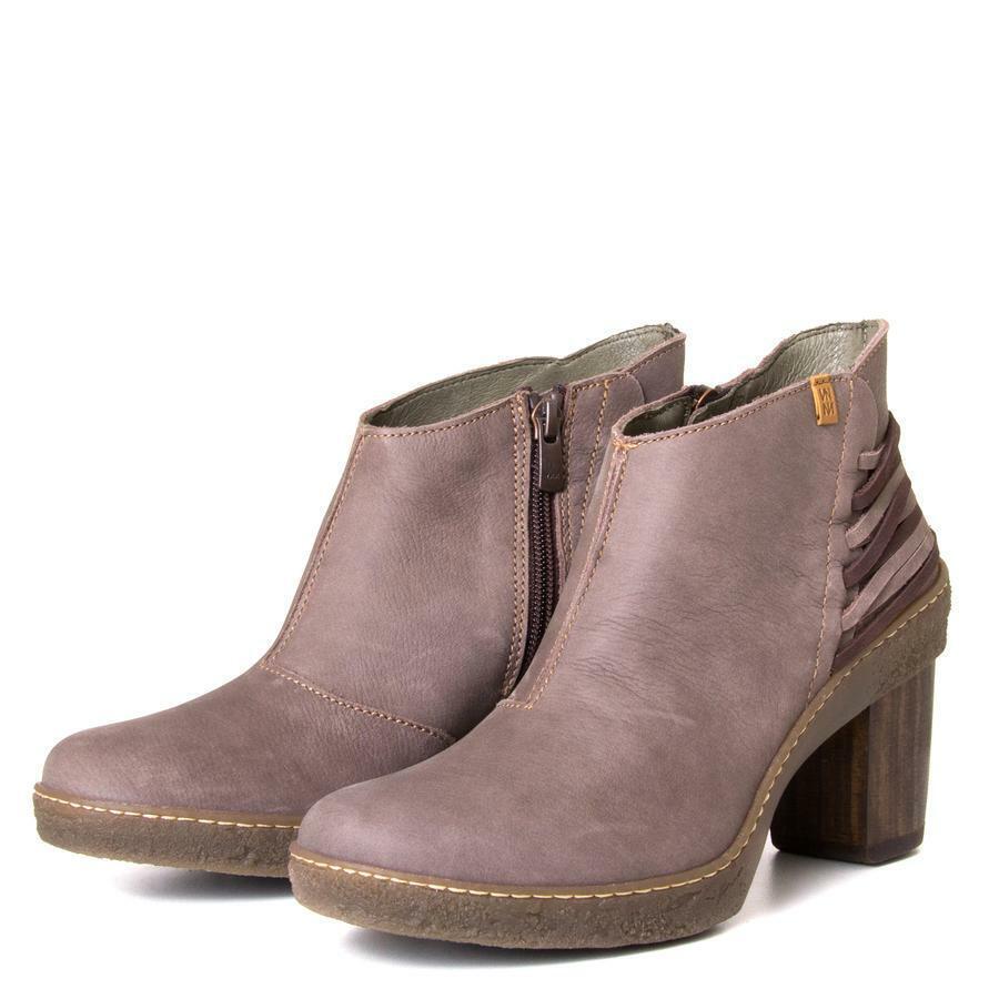 4b88a31a80c El Naturalista Womens Lichen Ankle Boots Boots Boots shoes 38 7.5 ...
