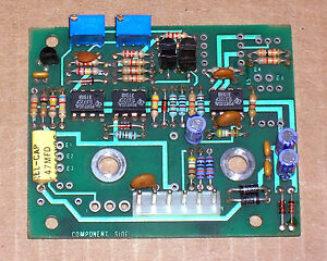 1- Quad Eight VU and PPM meter drive board ~ use on any VU meter ~ RARE!!!