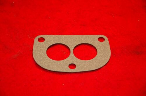 STROMBERG 97 FORD HOLLEY 94 CARB FLANGE GASKET TO INTAKE D SHAPE 1PC