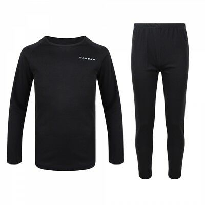 DKU302 Dare 2b Cool Off III Kids Girls Boys Thermal Base Layer Set MRP £25.00