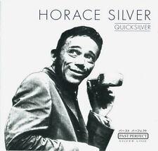 Horace Silver Quicksilver (Horoscope, Safari, Silverware) 2001 TIM CD