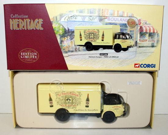 Corgi 1 50 - Heritage ex71008 faineant RMA-Perela rencores
