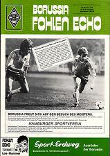 BL 83/84 Borussia Mönchengladbach-Hamburger SV, 29.10.1983, Frank Mill