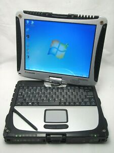 Panasonic-ToughBook-CF-19-MK4-TouchScreen-i5-U540-1-2Ghz-4GB-160GB-Wi-Fi-BT