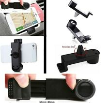 Universal Mobile Phone in Car Air Vent Mount Cradle Stand Holder-iPhone 6S 6 5 5