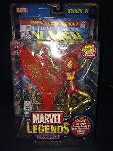 Marvel Legends Jean Gris Dark Phoenix Série Vi