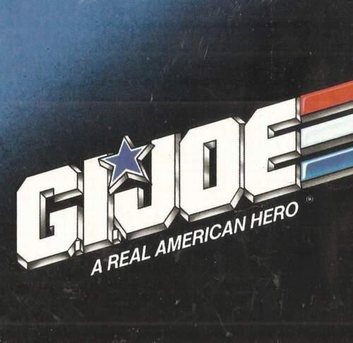 1990 GI JOE Figure//Vehicle catalogue Insert Sky Patrol Cobra Hammerhead JTC P885