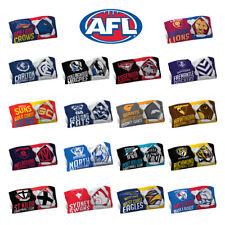Official AFL Footy Pillow Case Pillowcase 73cm x 48cm