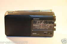 Sony FM/AM Radio Receptor/Lw 3 bandas ICF-790L