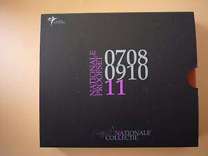 Coffret-PAYS-BAS-2011-BE-PP-PROOF-complet-8-pieces-2-ERASMUS-5000-ex-RARE