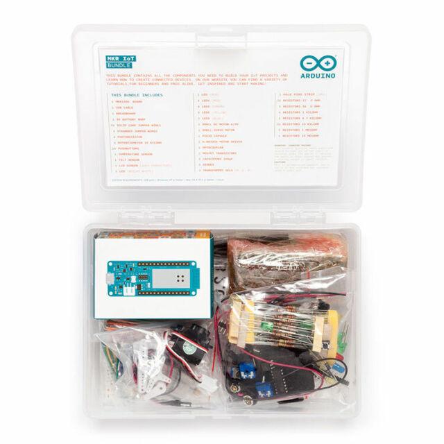 Arduino Iot MKR1000 Wifi Bundle Con Arduino MKR1000 Wlan-Board, Ideale Per Iot