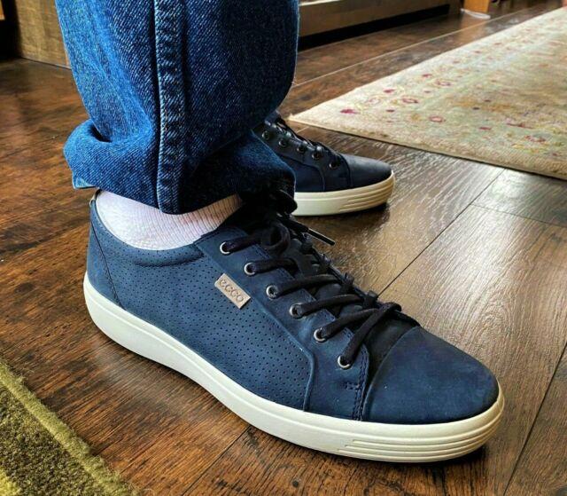 ECCO Men's Soft 7 Fashion Sneaker 47 EU