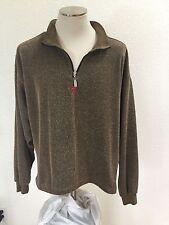 Men's Specialized Long sleeve Half Zip Fleece Jacket Size L     GR0601