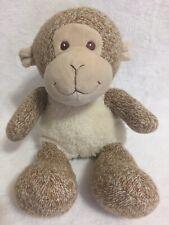 Spark Create Imagine Knit Monkey Plush Rattle Walmart Brown Cream