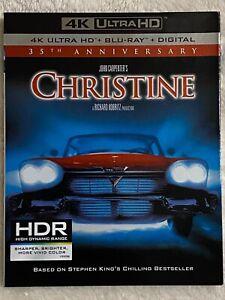 Christine-1983-4K-Ultra-HD-UHD-nur-CD-Kein-Blu-Ray-amp-Digital-Kopie