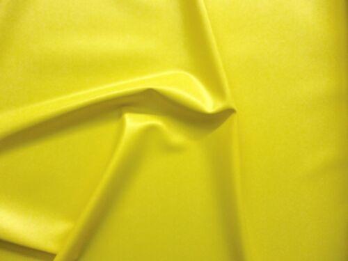 Látex Goma 0.20 mm grueso 92 cm ancho amarillo
