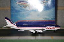 BigBird/Aeroclassics 1:400 Federal Express Fedex Boeing 747-200 N633FE