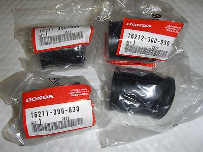 Honda NOS CB750 Carburetor Intake Boot Carb Insulator 750 CB750K 16211-300-305