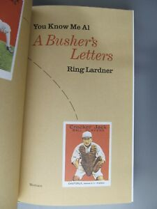 You-Know-Me-Al-A-Busher-039-s-Letters-by-Ring-Lardner-Westvaco-1994