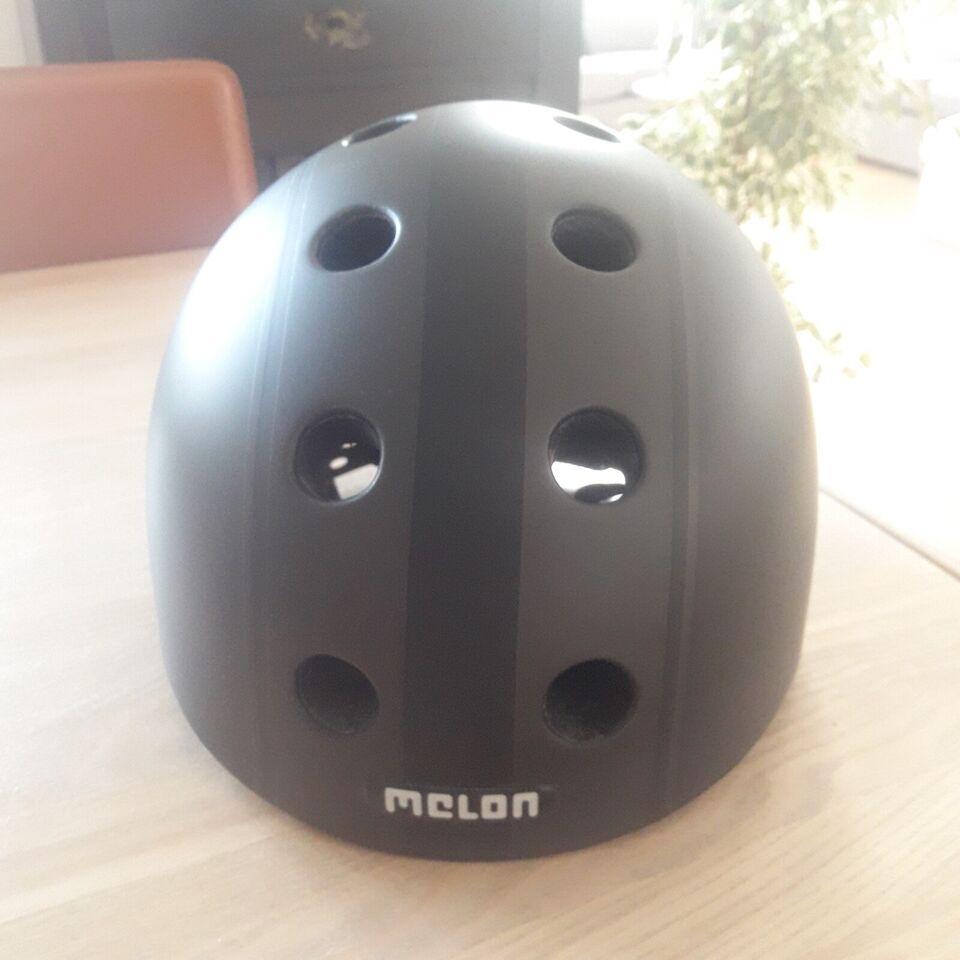 Cykelhjelm, Melon