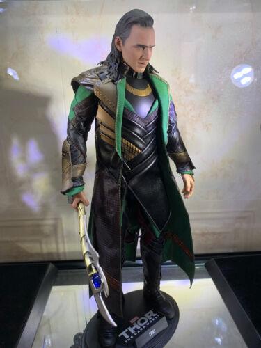 "1//6th Weapon Rocky Scepter Model Loki 12/"" Male /& Female Action Figure Body"