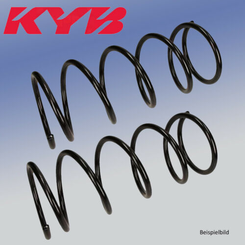 2x Fahrwerksfeder für Federung//Dämpfung Vorderachse KYB RA4034