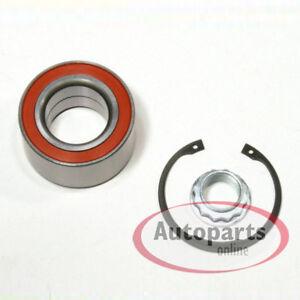 Peugeot 307 Radlager Satz Abs Sensor Ring für vorne die Vorderachse