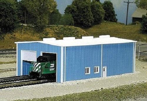 8007 NEU Spur N Bausatz Lokschuppen