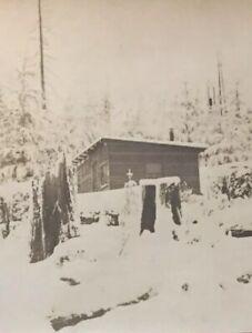Postcard-Powell-River-LeMay-B-C-Canada-Vintage-P32