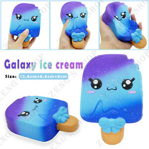 14cm-Jumbo-Squishy-Galaxy-Ice-lolly-Slow-Rising-Squeeze-Stress-Relief-Kids-Toys