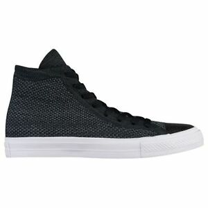 536340484ec5 Converse Chuck Taylor All Star x Flyknit Black White Mens Womens All ...
